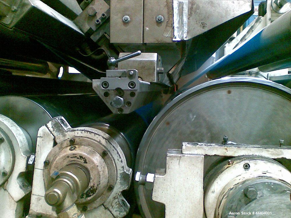 Used-Klockner Plastic Sheet Extrusion Line