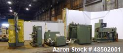 Used- NRM Extrusion/Davis Standard Sheet Line Consisting of: (1) NRM Extrusion/