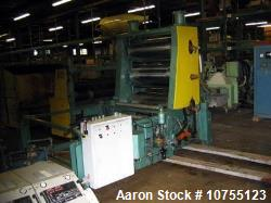 Used- Davis Standard 3 Roll Down Stacks.