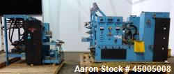 Used- Johnson Three Roll Sheet Stack.