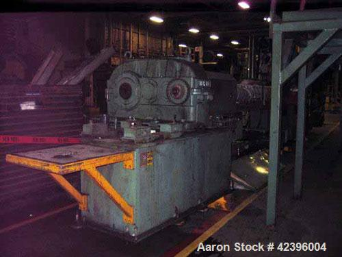 "Used- 6"" Sterling sheet line"