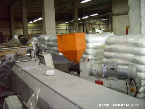 Used-OMP Prealpina 4 Layer Extrusion Line