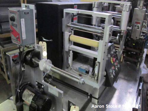 Used- Randcastle Lab Extrusion Sheet Line, Model RCP-BST0121