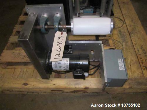 Used-Randcastle Model RPSTCO-8X2 Three Roll Sheet Stack