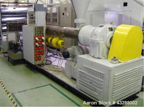 Used-Renk Tacke Sheet Extrusion Line