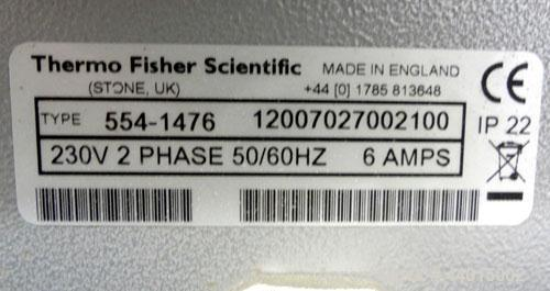 Unused- Thermo Fisher Scientific Sheet & Ribbon Haul-Off System Type 554-1476, Consisting Of: (1) Chill Roll with (3) Approx...