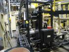 Used PTI (2004) multi layer sheet extrusion line including the following: A) (1) Used PTI model 6000 Trident series 6