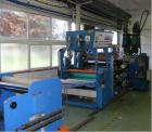 Used-Amut Film Extrusion Line comprised of (1) Amut EA 75/35 D, 2.95