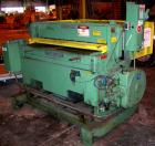 USED: Battenfeld Gloucester 52