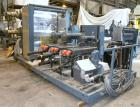 Used- Crown Sheet Take Off System Consisting Of: (1) Crown 3 roll