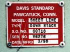 Used- Davis Standard 66