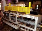 Used- HPM Sheet Line consisting of: (1) HPM 4-1/2