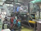 Used-TAU Systems Sheet Extrusion Line, Type AX-1-CAST.  Comprised of (1) flat die type L3J, 72.8