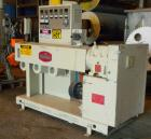 Used- Welex Sheet Line Consisting Of: (1) Welex 2-1/2