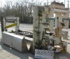 USED- Welex Sheet Extrusion Downstream Stack. 3 rolls measure 18