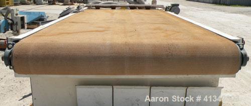 Used- Vulcan Fork Sheet Stacker, model FSS48. 96'' x 48'' maximum sheet, 24'' maximum stack height with skid, serial #A5162.