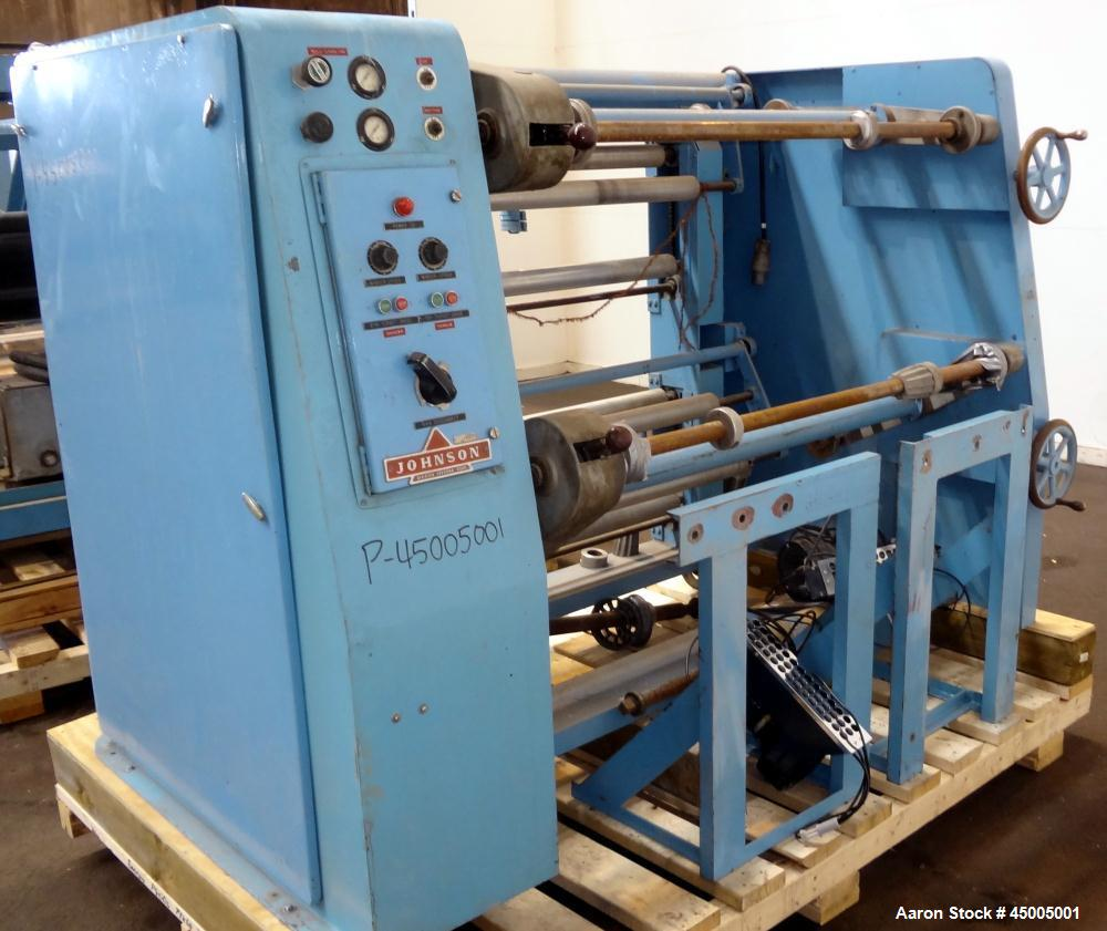 "Used- 40"" Wide Pilot Co-Sheet Extrusion Line"