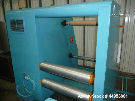 "Used- Welex/Johnson 30"" Wide Co-Ex Sheet Extrusion Line"