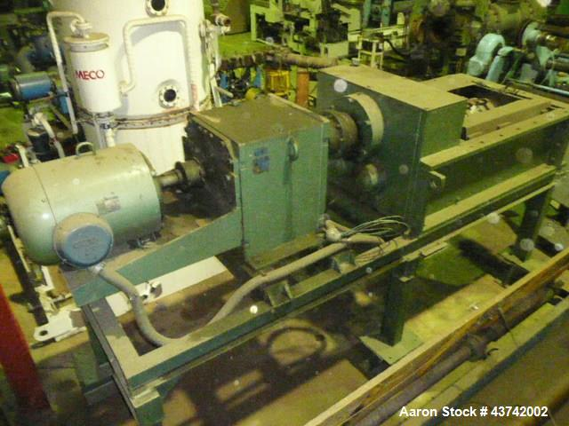 Used- Eidal Dual Rotor Shredder