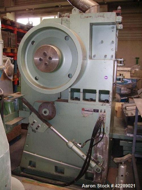 Used-Getecha RS 804 P Cutting Mill