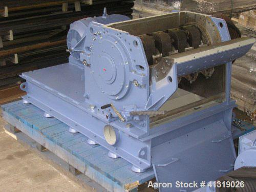 Used-Herbold Type SMF 500/1000 Cutting Mill