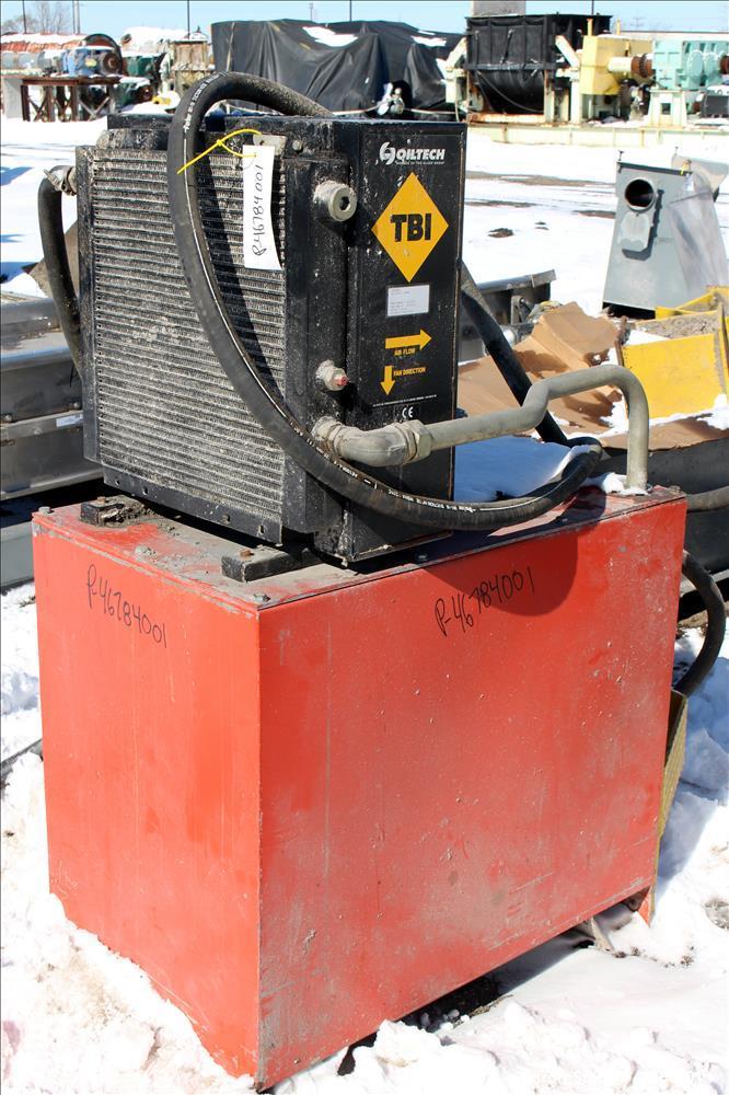 Used- Lindner Micromat Single Shaft Shredder, Model MS2000.