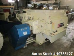 "Used- Retech, Model RG42KXL Single Rotor Shredder. Manufactured 05/2000, 15"" diameter x 42"" wide 27 knife rotor driven by a ..."