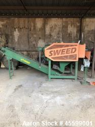 Used- Sweed 5703 XHD Scrap Chopper