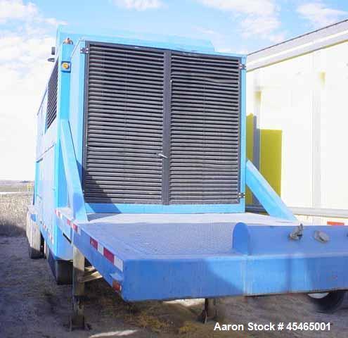Used- SSI PriMax Shredder, Model PR4000M