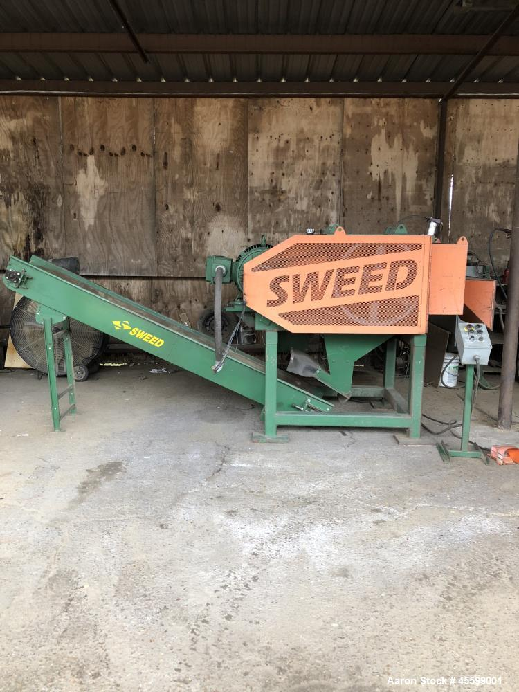 Used- Sweed 5703 XHD Scrap Chopper