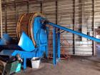 """Used- BCA Hydraulic Shredder, Model ES-1000ST. 100hp, trommel (2"""" screen), infeed and output conveyors, electric panel with ..."""