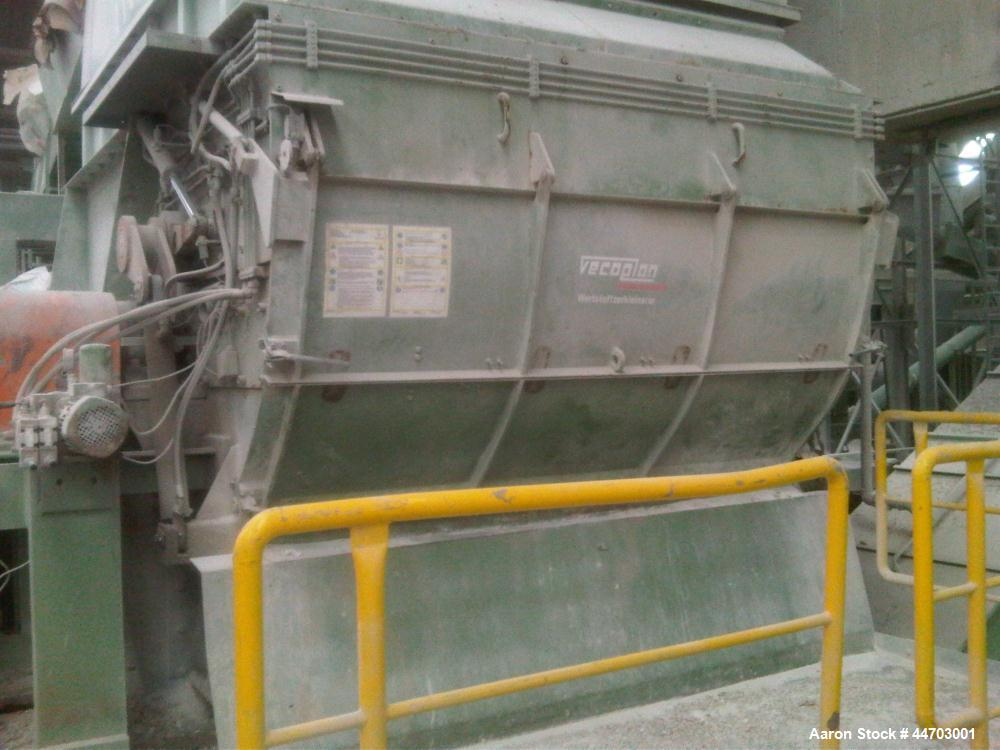 Used-Vecoplan VAZ 300/250U Shredder