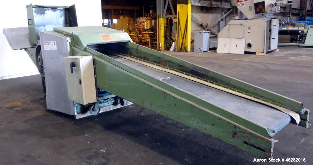 Used- Carbon Steel Dellcoro & Vallari Granulator