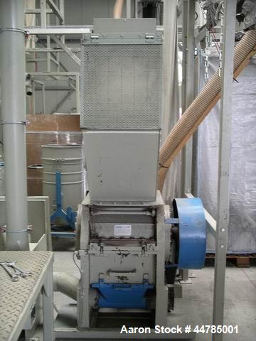 Used-Able Falcone FB 450 Granulator