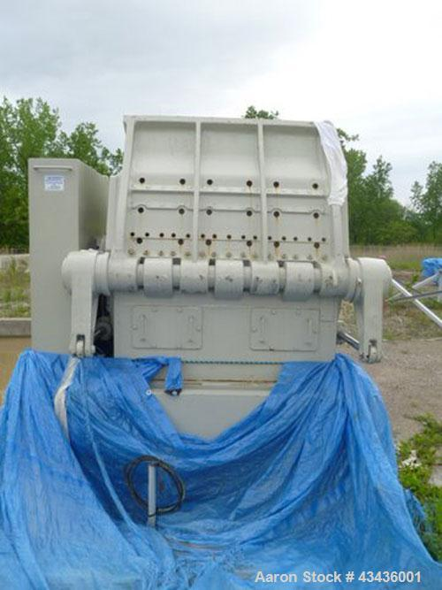 Used-Rebuilt Alpine Granulator, Type RO 80/100, 150 hp motor, 3/60/460V.  Year 1987.