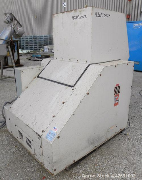 Used- Ball & Jewel Beside-The-Press Granulator, Model BP1224
