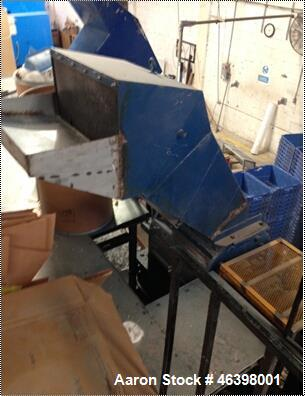 "Used- Ball and Jewell Plastic Granulator, Model PB-20. 100 hp, 16"" x 30"" feed."