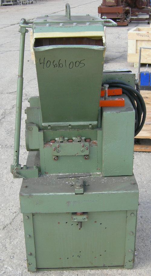 Used- Cumberland Granulator