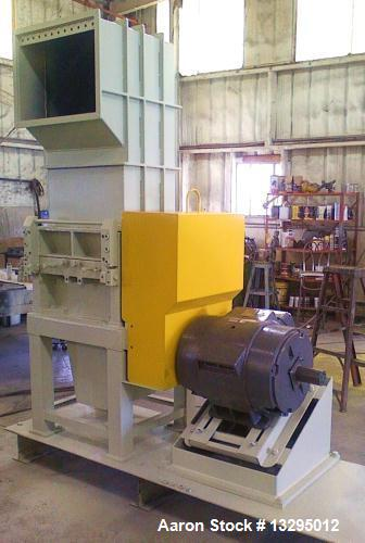 Used- Cumberland Granulator, Model 24.