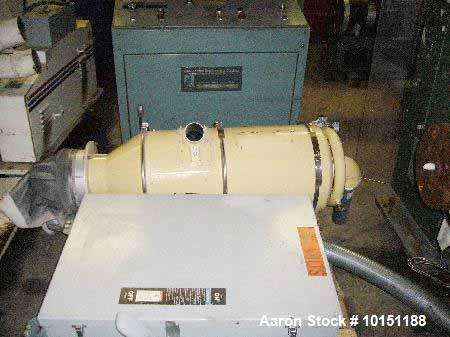 Used- Cumberland Model 28 Granulator