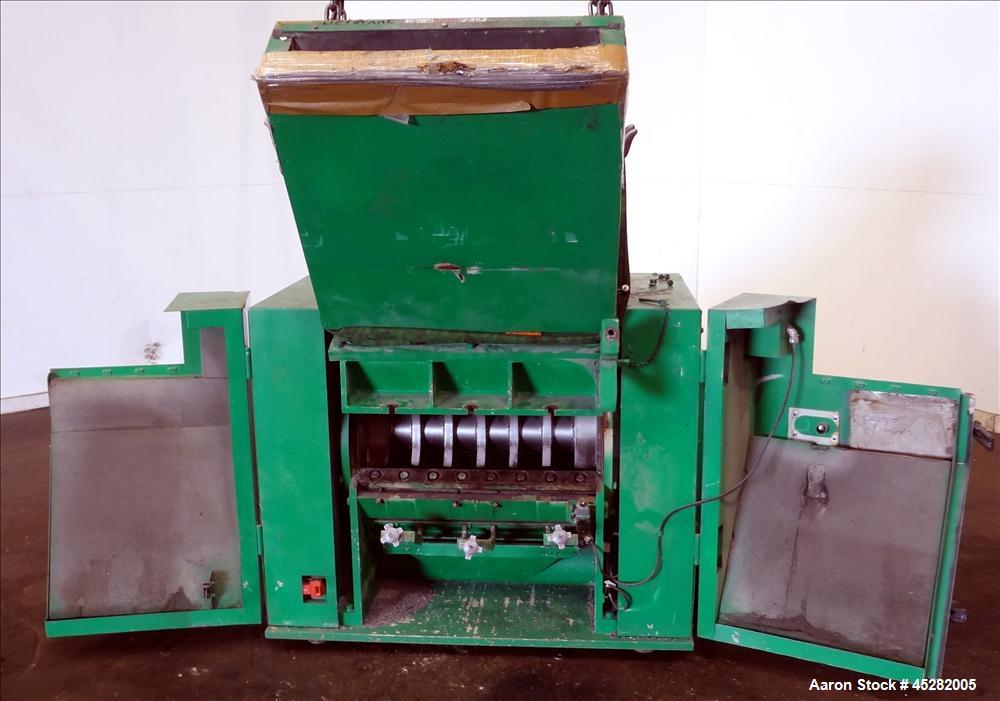 Used- Cumberland Sheet Grinder, Model 1628X