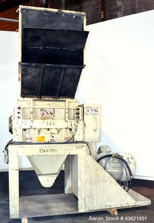 Used- Cumberland Granulator, Model 37B-3KN