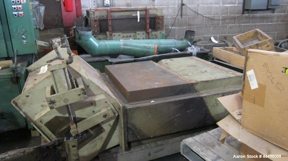 Used: Cumberland Granulator, Model 18 x 37