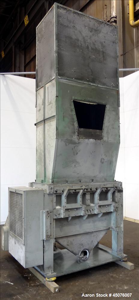 Used- Cumberland Granulator, Model 50 Gran