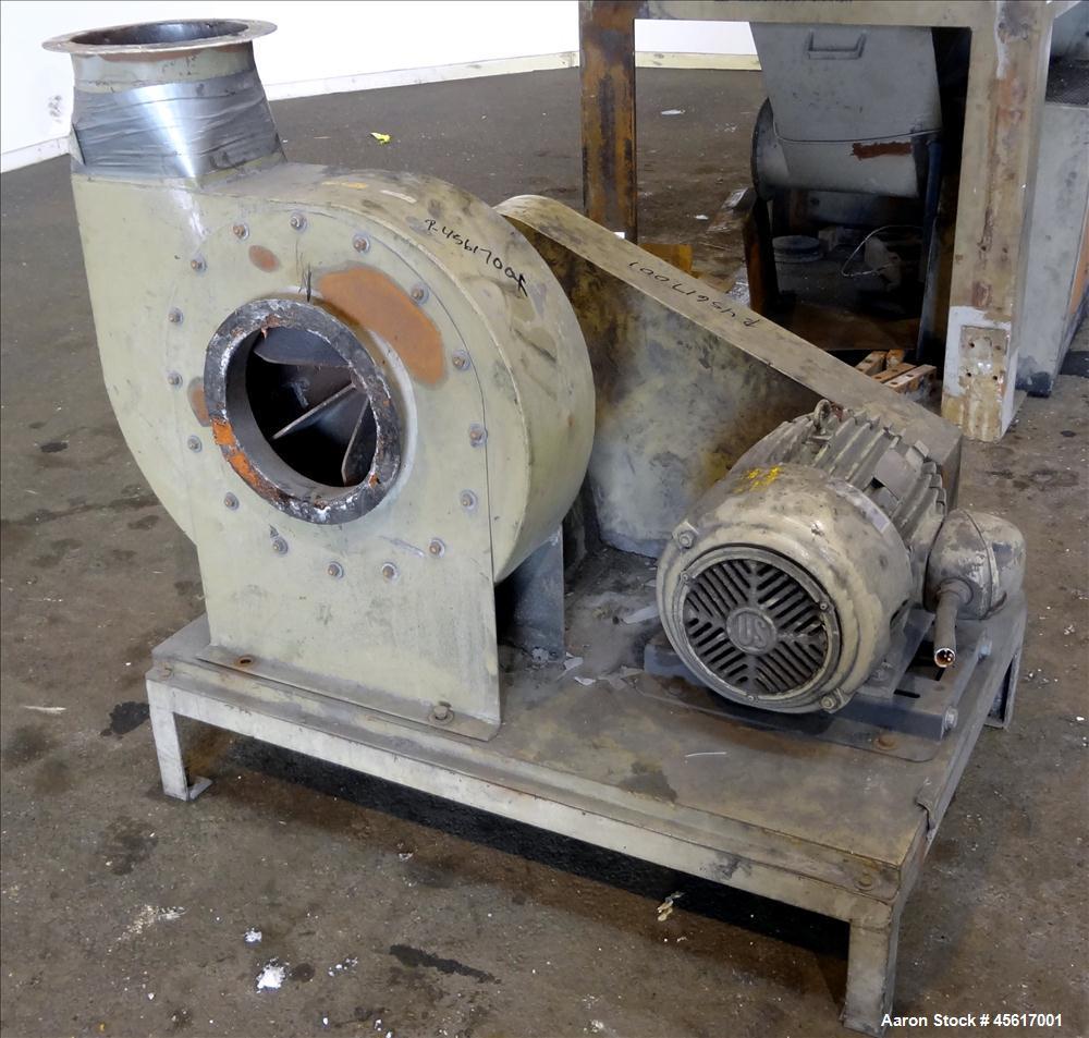 Used- Cumberland Granulator, Model 50-H GRAN.