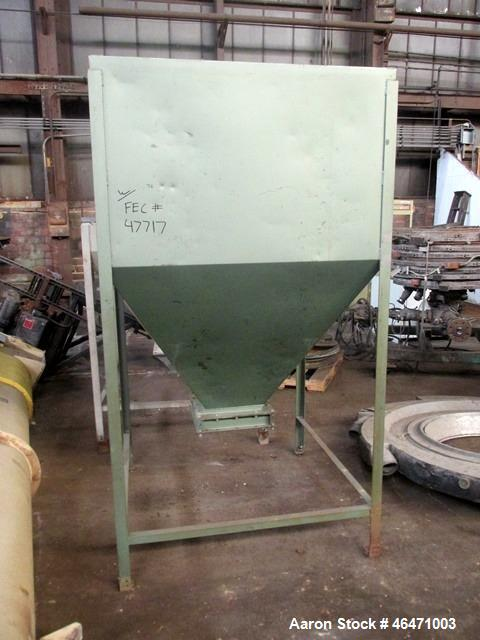 Used- Cumberland Low Profile Sheet Granulator