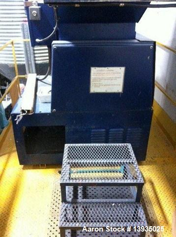 Used- Cumberland Model 684 Open Rotor Granulator