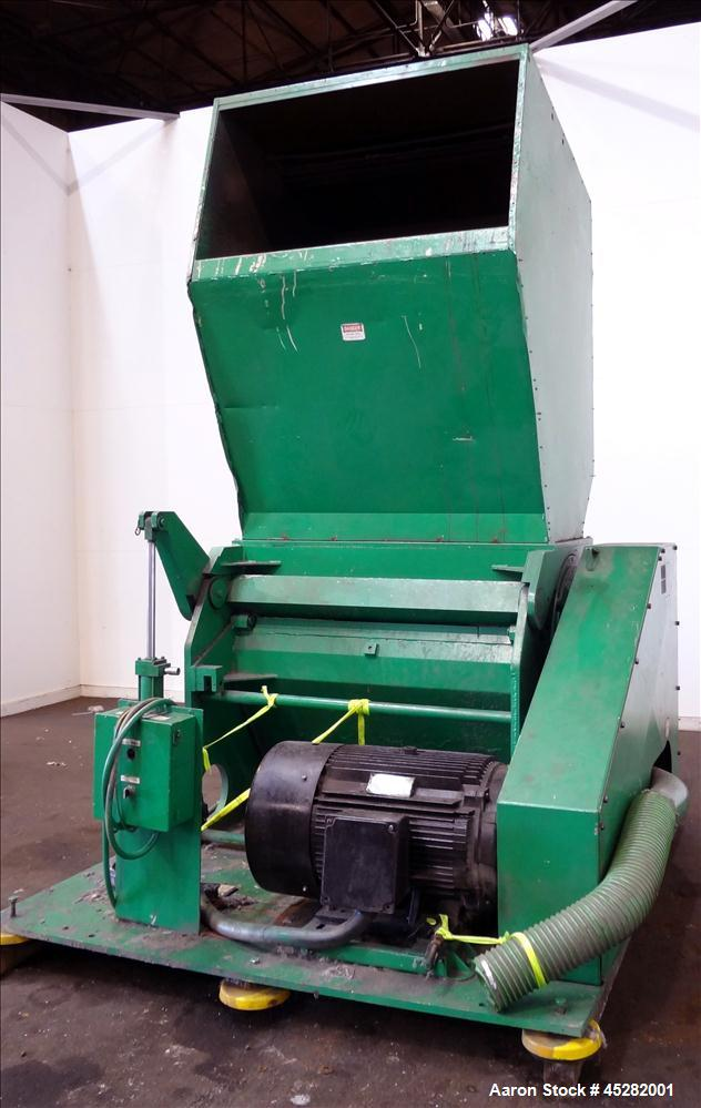 Used- Cumberland X-Series Granulator, Model X1400
