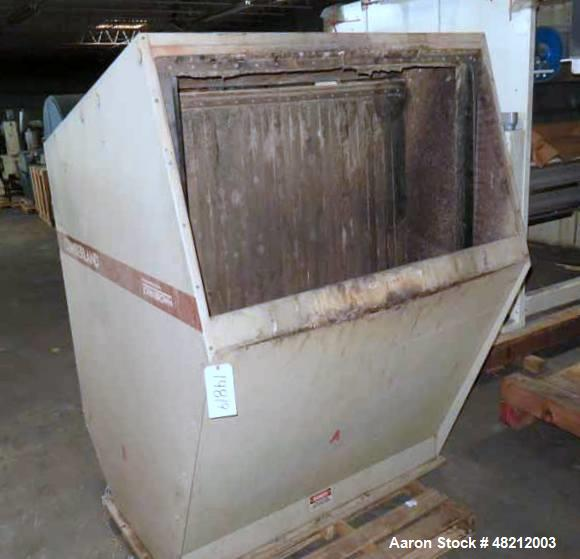 Used- Cumberland X-Series Granulator, Model X1400.