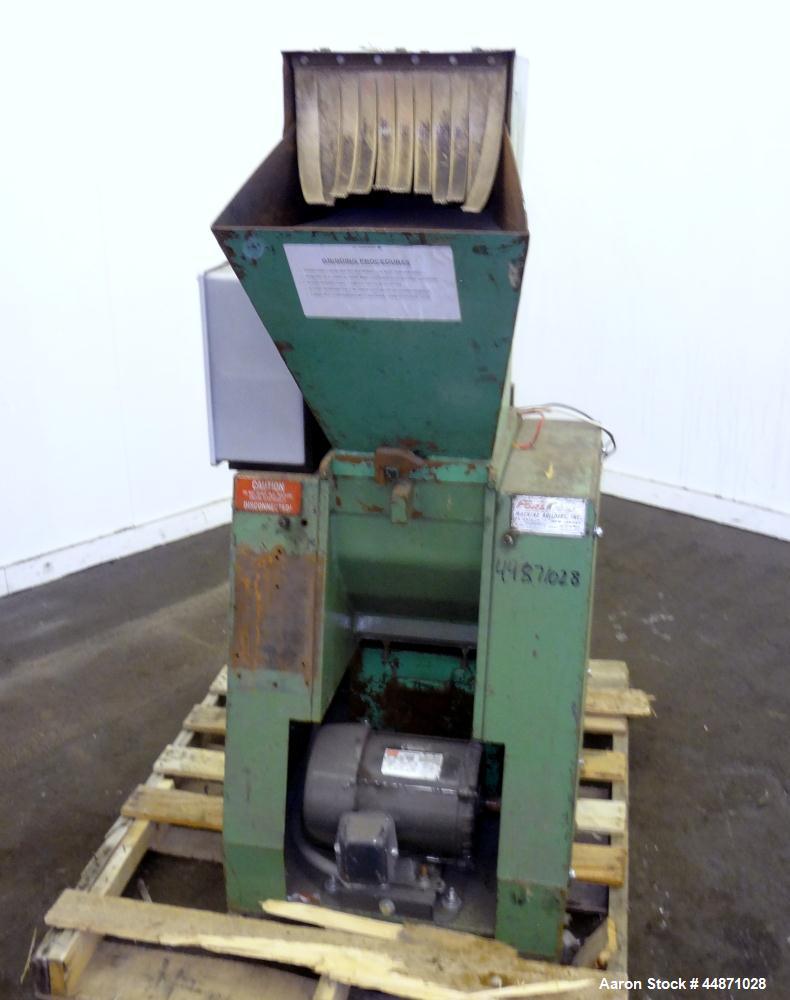 Used- Foremost Granulator, Model HD1
